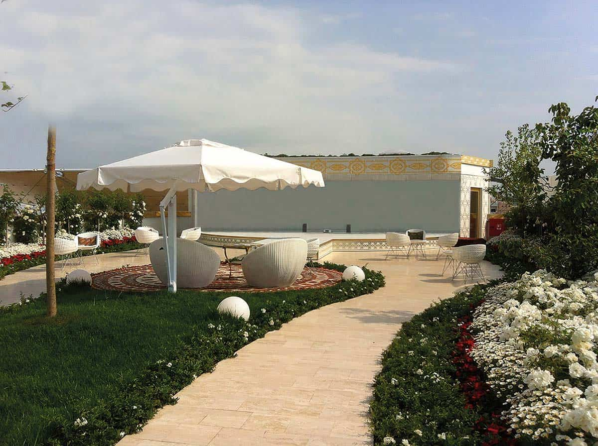 green design padiglione expo
