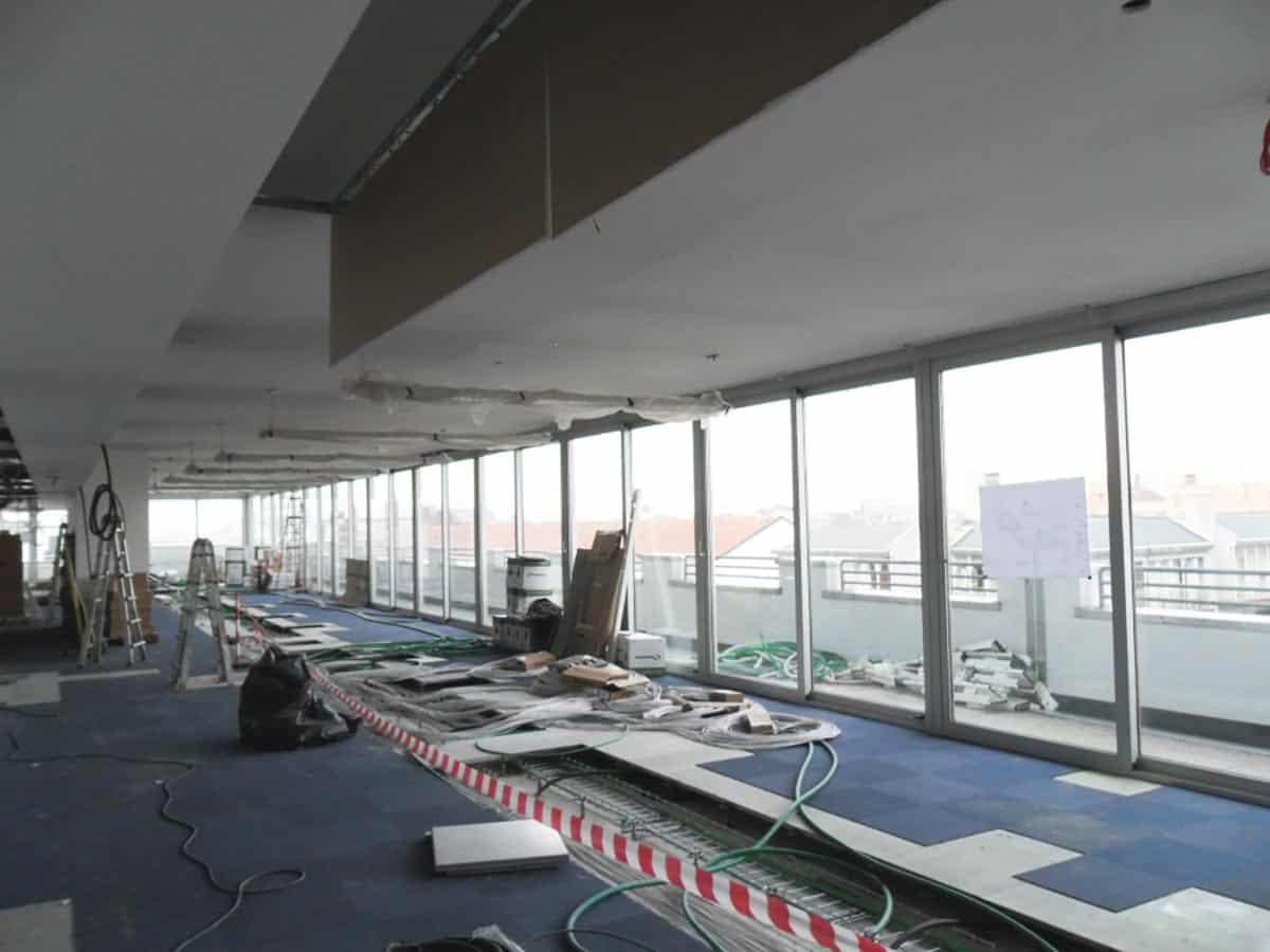 ristrutturazione uffici milano