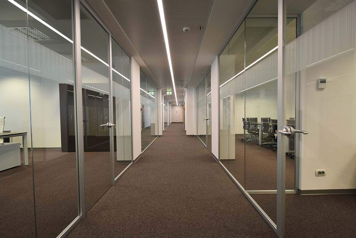 office fit out milano