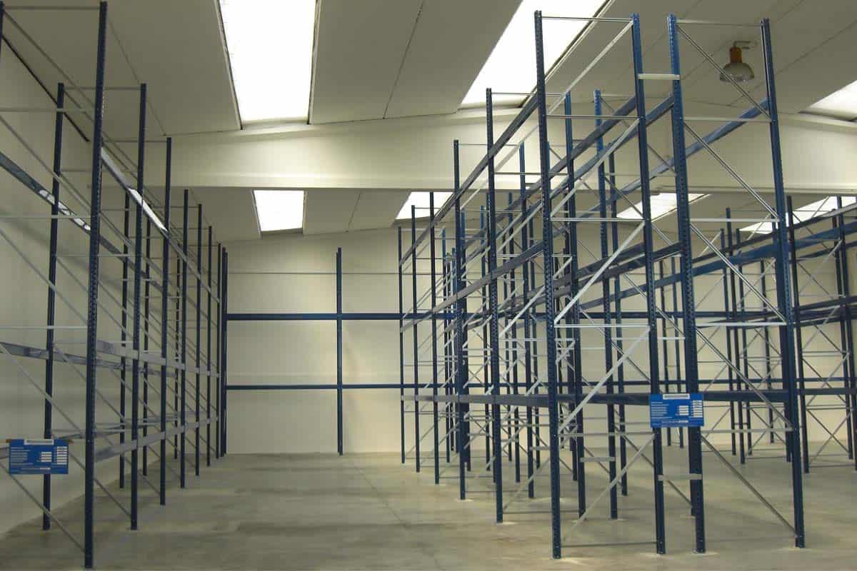 ottimizzazione spazi per capannone