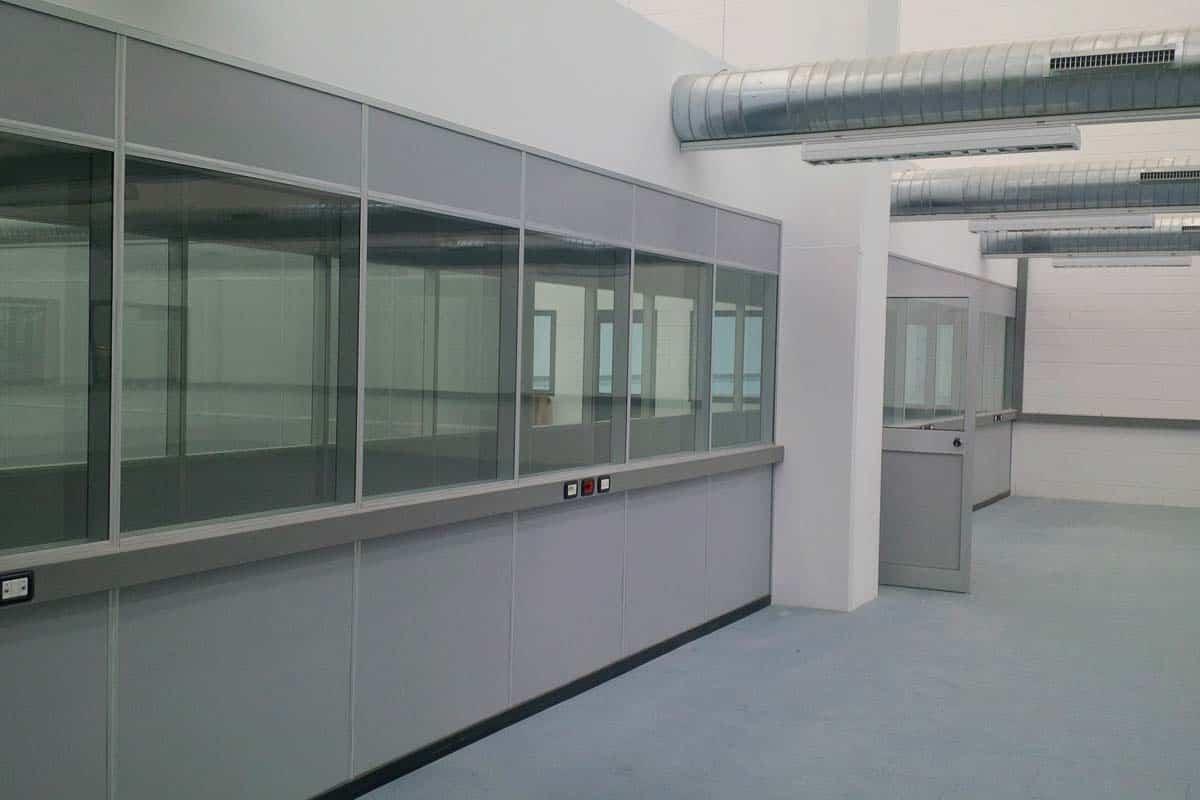 pareti divisori per uffici