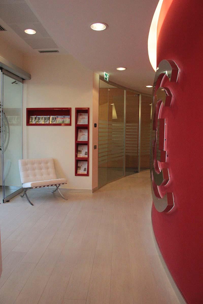 ristrutturazione uffici a progetto