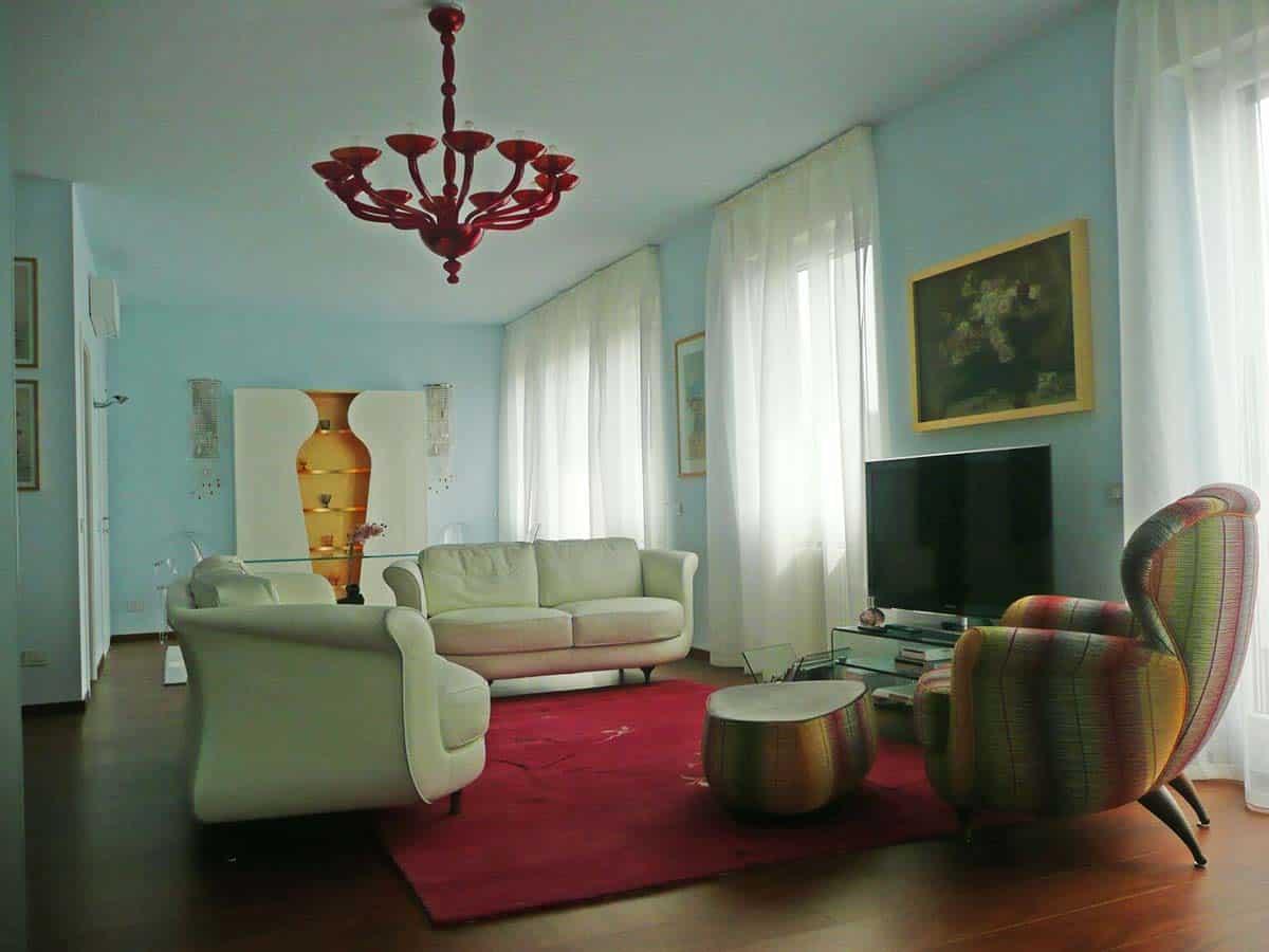 arredamento design appartamento lusso
