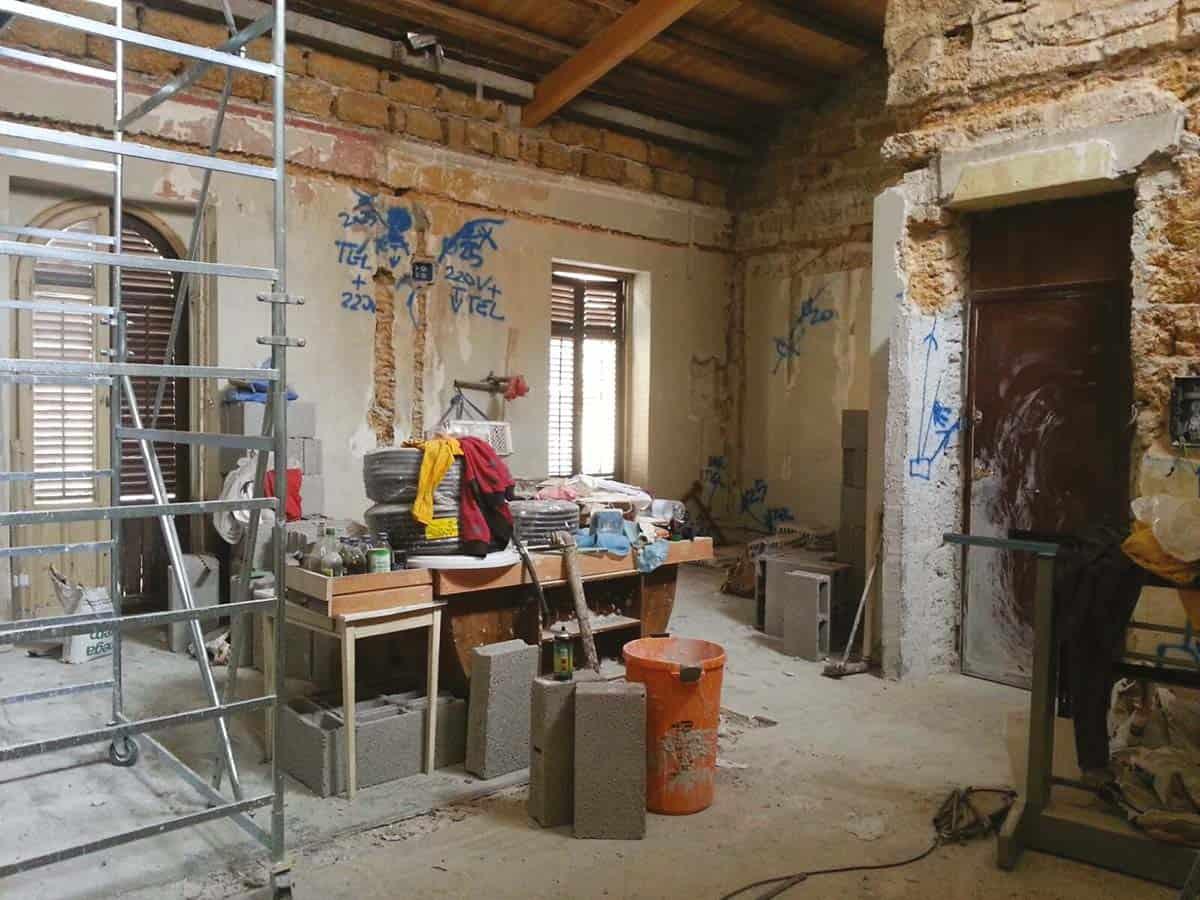 lavori ristrutturazione edilizia milano