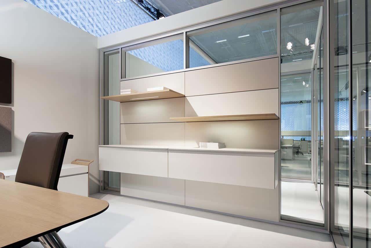 pareti mobili da interno