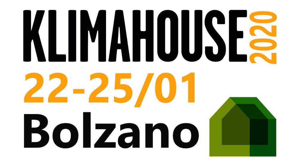 Klimahouse 2020 Bolzano