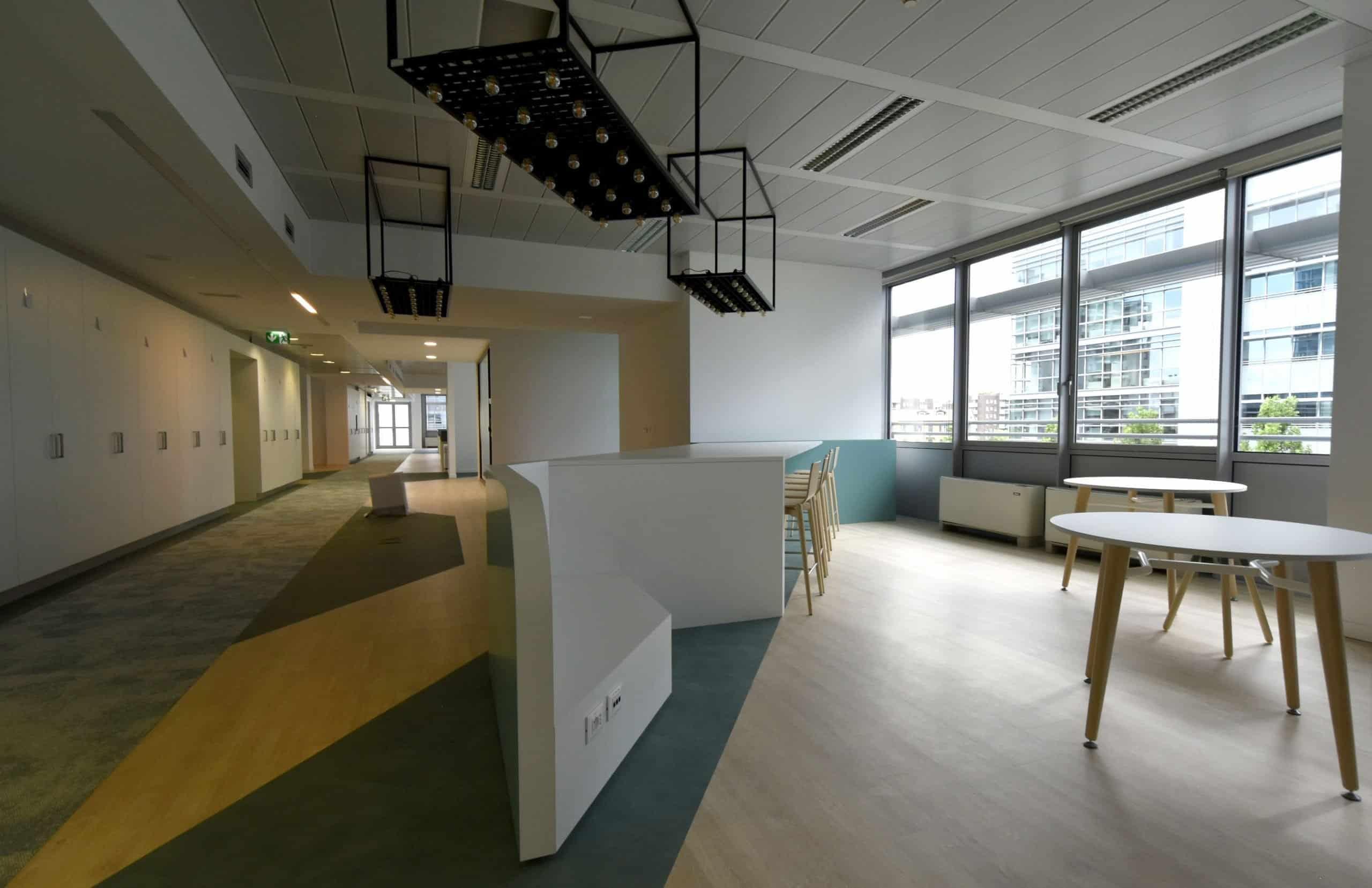Progetto ristrutturazione e fit out uffici Milano