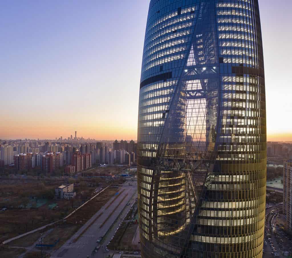 Leeza SOHO Tower