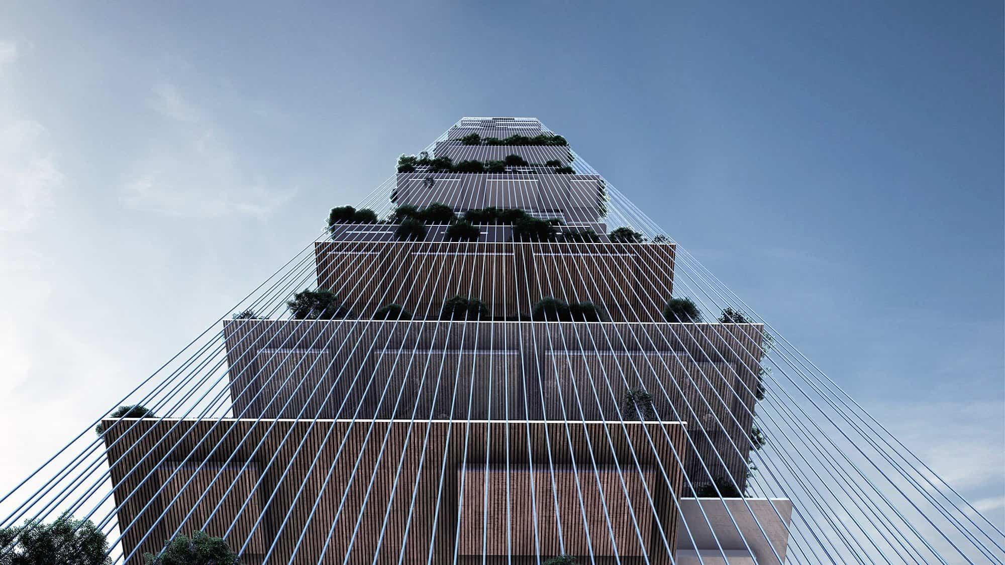 Skylines Tower