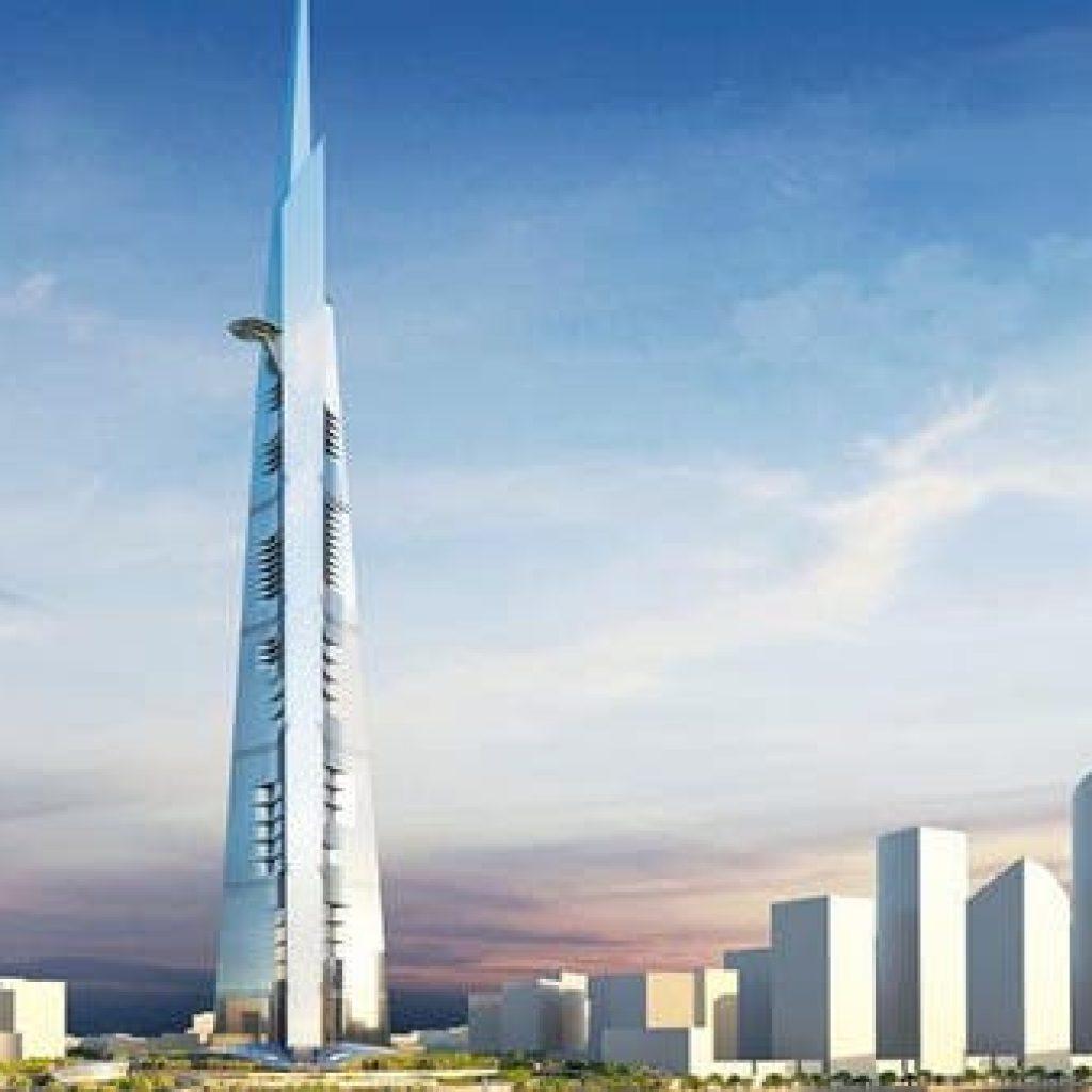 Jeddah Tower Grattacielo più alto del mondo