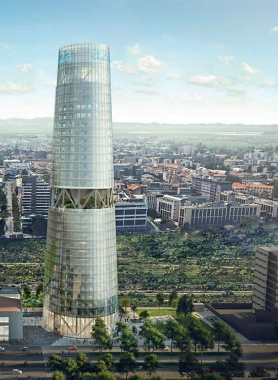 Torre Faro A2A Milano